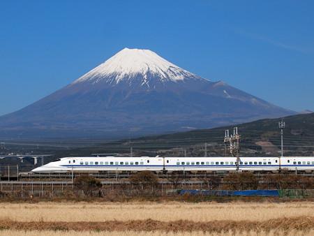 700系のぞみ 東海道新幹線新富士~静岡02