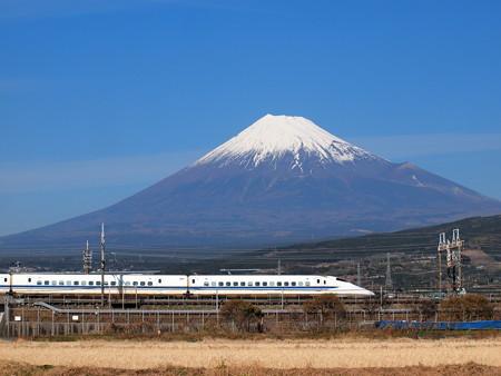 700系のぞみ 東海道新幹線新富士~静岡03