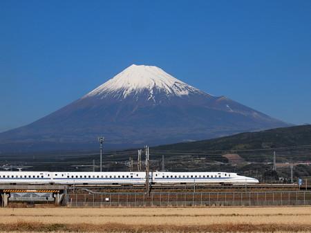 N700系ひかり 東海道新幹線新富士~静岡
