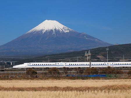 N700系のぞみ 東海道新幹線新富士~静岡03