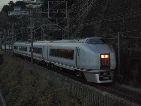 651系IZU CRAILE 伊東線伊豆多賀~網代02