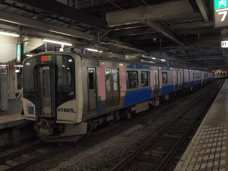 HB-E210快速 東北本線仙台駅02