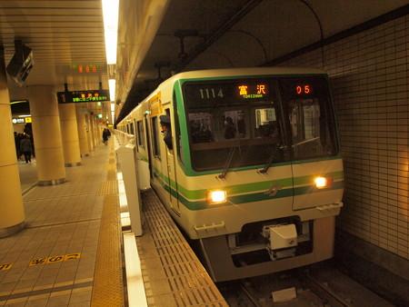 仙台市営地下鉄1000系南北線長町駅01