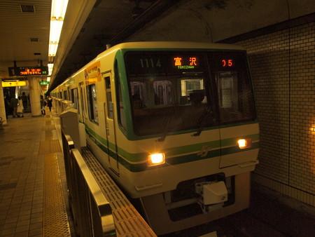 仙台市営地下鉄1000系南北線長町駅02