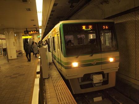 仙台市営地下鉄1000系南北線長町駅04