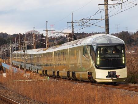 E001系四季島 東北本線片岡~蒲須坂01
