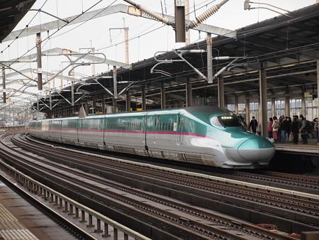 E5系やまびこ 東北新幹線那須塩原駅01