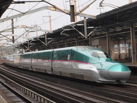 E5系やまびこ 東北新幹線那須塩原駅02