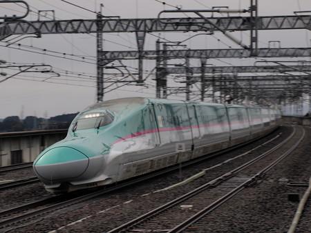 E5系はやぶさ 東北新幹線那須塩原駅01