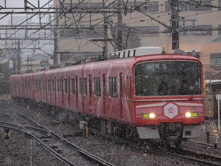 名鉄3700系急行 名鉄名古屋本線神宮前駅01