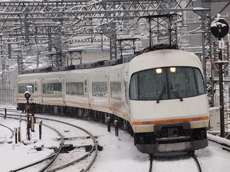 近鉄21000系アーバンライナー 近鉄名古屋線米野駅01
