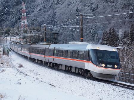 383系特急しなの  中央本線大桑~須原01