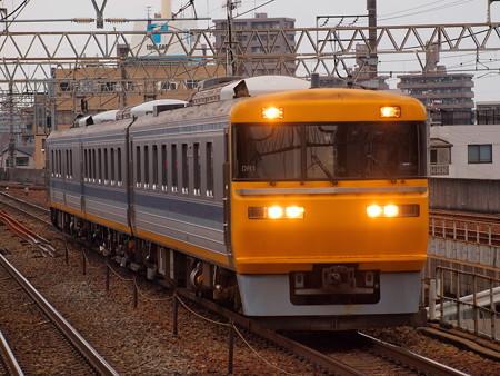 キヤ95 東海道本線尾張一宮駅01