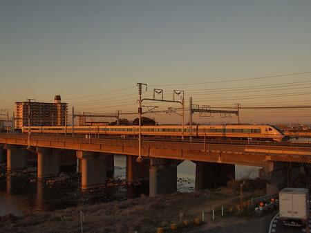 681系特急しらさぎ 東海道本線枇杷島~名古屋