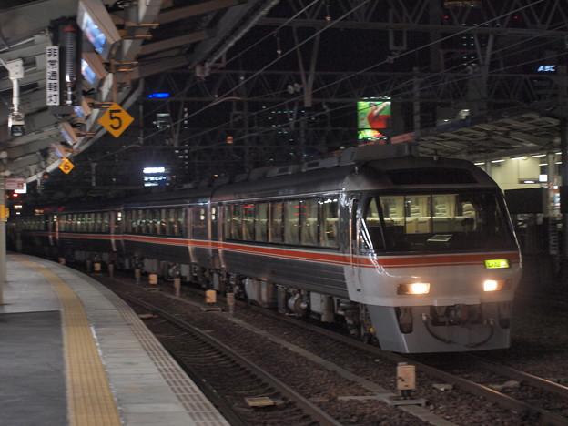 キハ85系特急ワイドビューひだ 東海道本線名古屋駅01