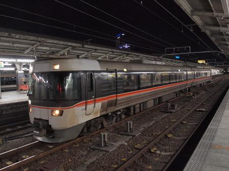 383系回送中央本線名古屋駅02