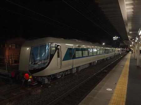 EF65 東武500系甲種 東海道本線安城駅04