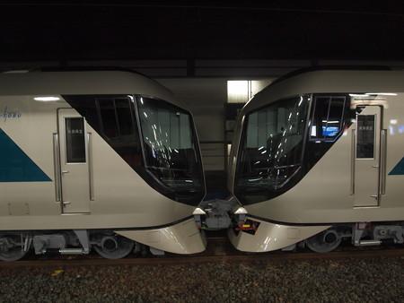 EF65 東武500系甲種 東海道本線安城駅08