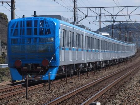 EF66 メトロ15000系甲種 三河三谷~三河大塚04