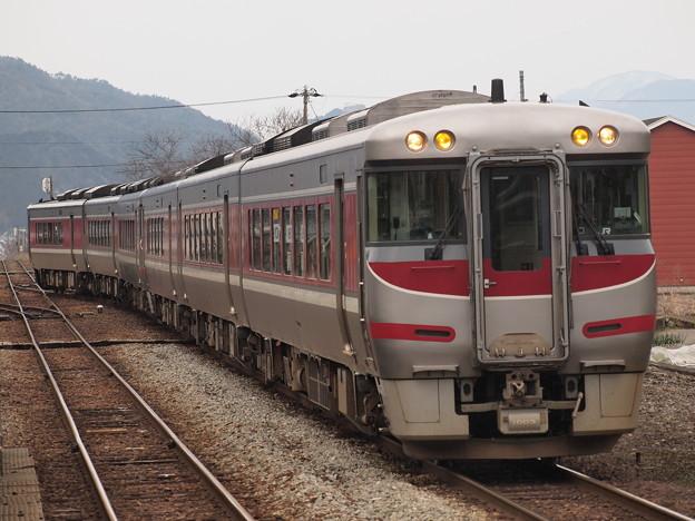キハ189系特急はまかぜ播但線新井駅02