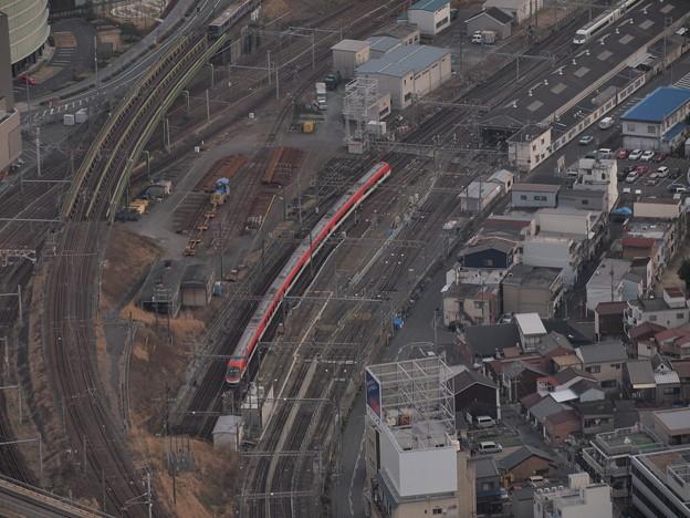 近鉄23000系特急 近鉄名古屋線名古屋~米野02