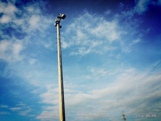 Photos: 17:05梅雨の晴れ間 ~blue sky today