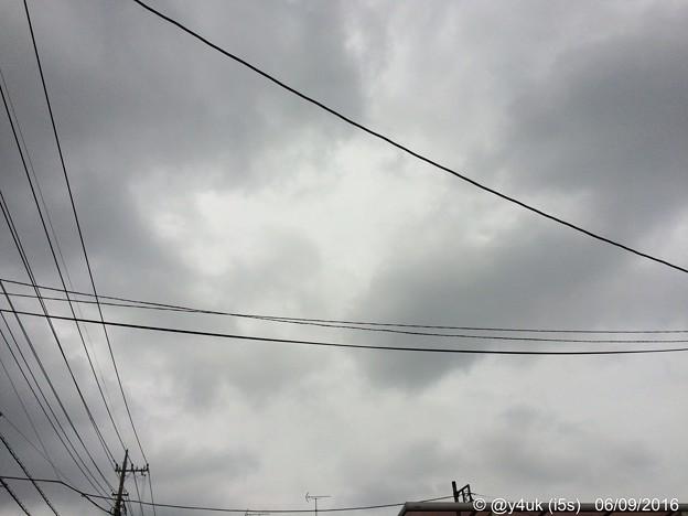 14:12梅雨空から南へ7h旅 ~tr.1 departures