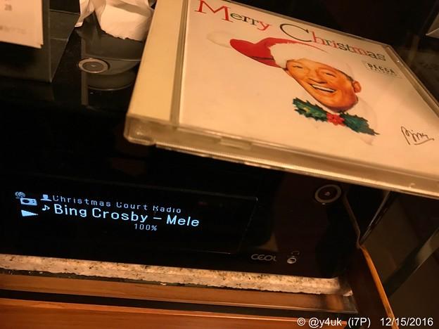 Merry Xmas Mr.Bing Crosby ~Net Radio All!
