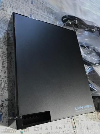 初めてのNASは小さくて 〜LAN DISK HDL-AA [Dual Core]