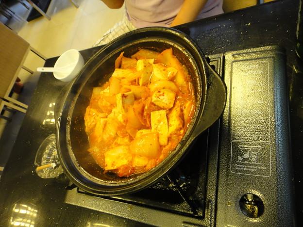 韓国包菜鍋