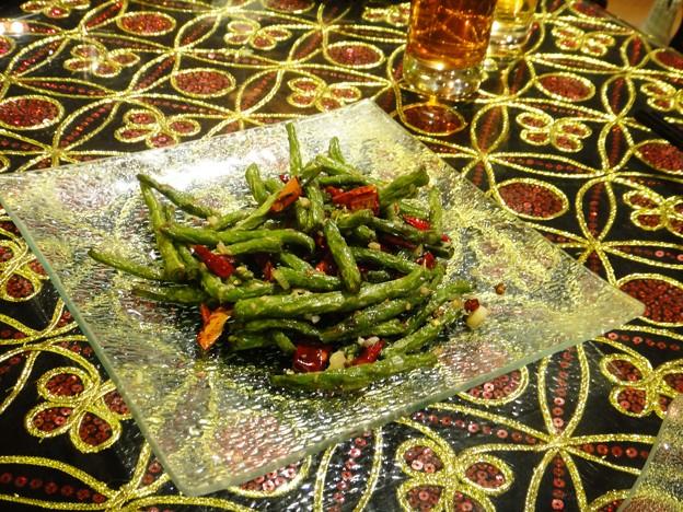 美菜閣 干編刀豆