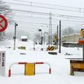 雪の石打駅(5)