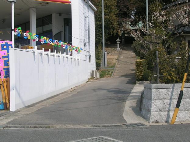 08稲前神社1 参道