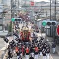 Photos: 地車曳行(6)FK3A9413