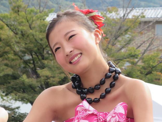 立命館大学 Hawaiian circle meahulaさん