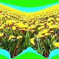 写真: the world of yellow-01