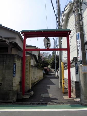 居木神社-01表参道a