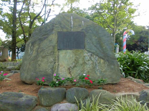 子供の森公園_通称:かいじゅう公園-00_「東海尋常高等小学校沿革」碑