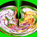 花彩-06虹色スミレa