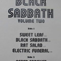 Photos: BLACK SABBATH-02
