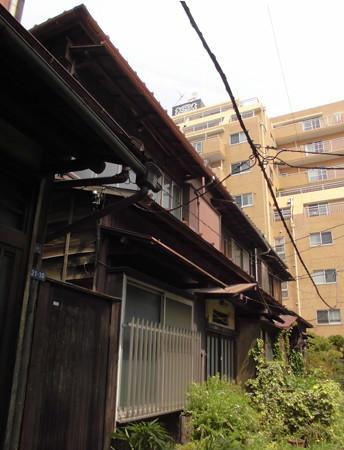 しながわ百景_北品川の古い民家の家並み(界隈)-05