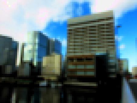 ゴジラ上陸の地近辺-02天王洲運河_天王洲橋
