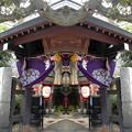 写真: from 一心寺_東海七福神(寿老人)-08正月b(2)