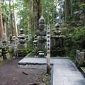 写真: 織田信長公墓