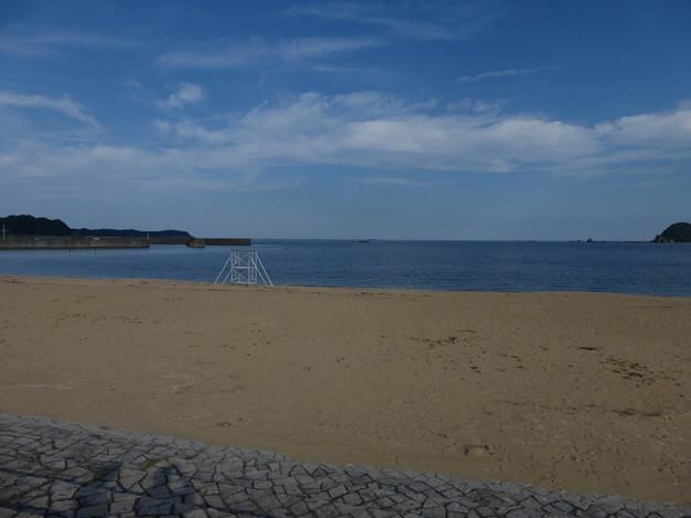 那智の海岸