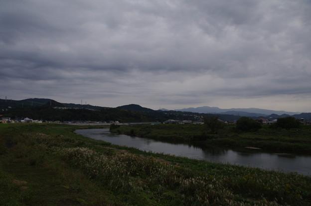 天城山と狩野川
