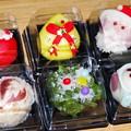 Photos: 菓匠花見の和菓子