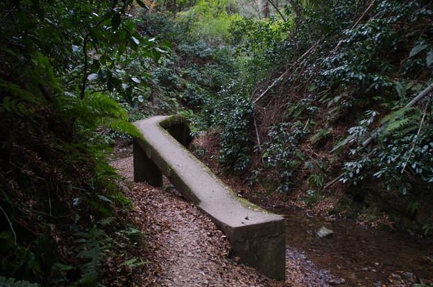 平作川を跨ぐ橋