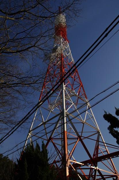 NHK円海山FM送信所