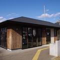 写真: 本町田遺跡公園のガイダンスルーム